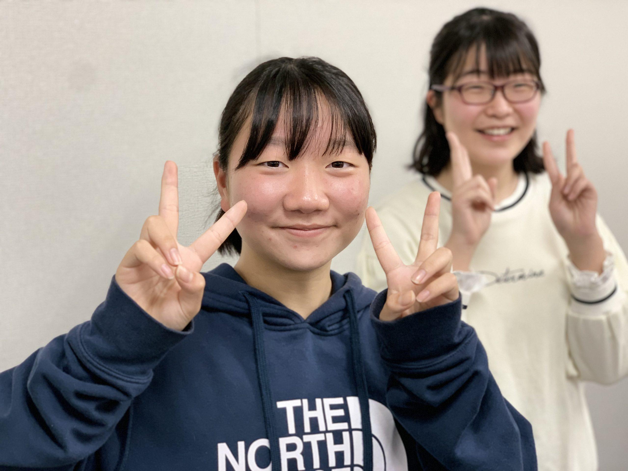 中学3年 齋藤沙桜