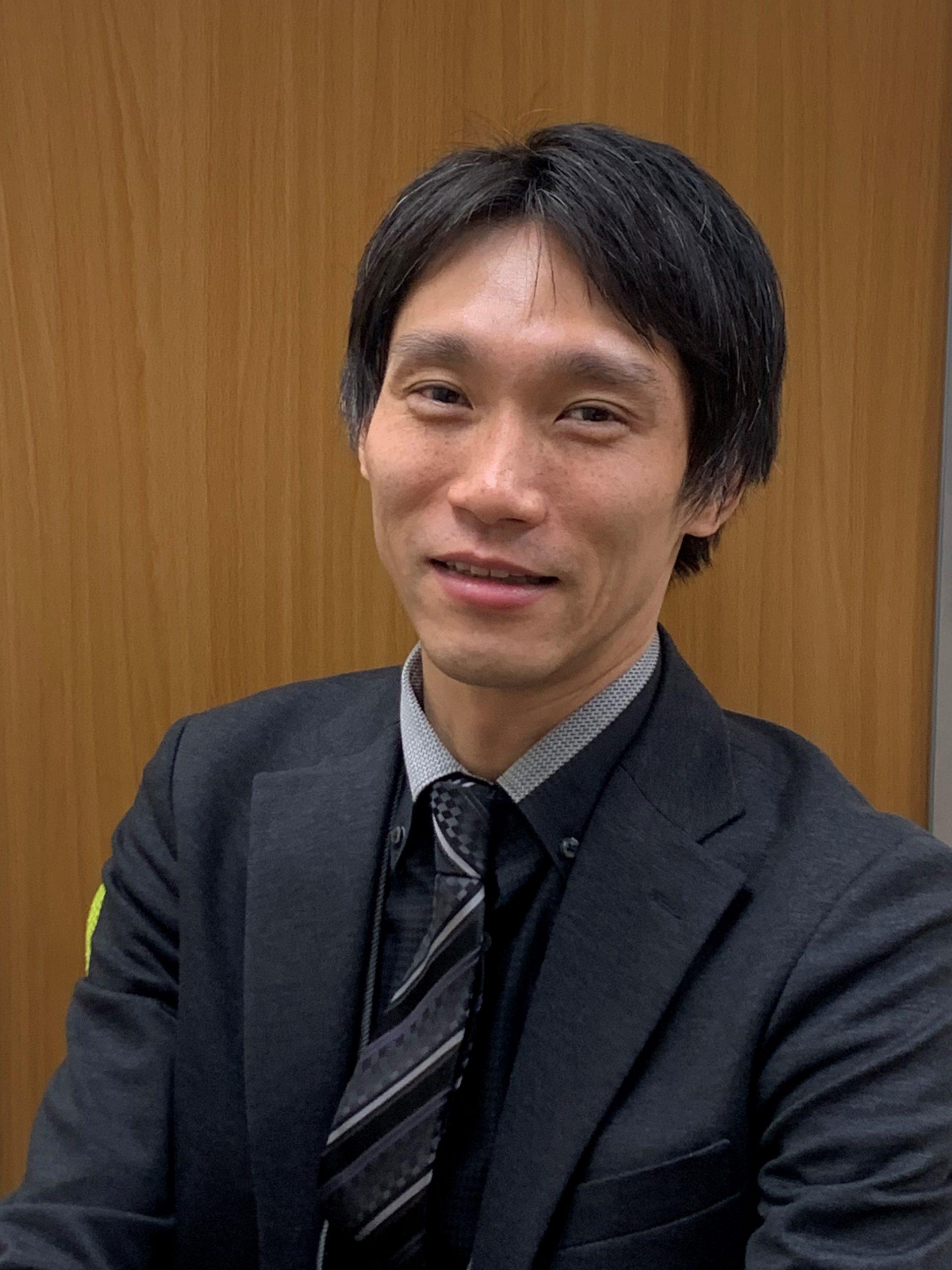 HP写真(柴山先生)